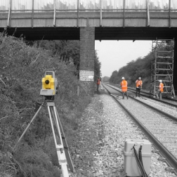 Rail Surveying Service