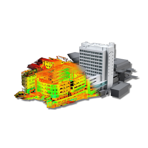 3D-Laser-Scan-Surveying Service