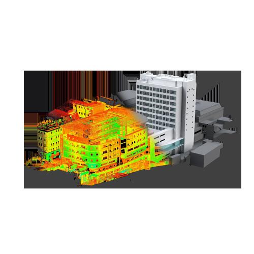 3D-Laser-Scan-Surveying Service
